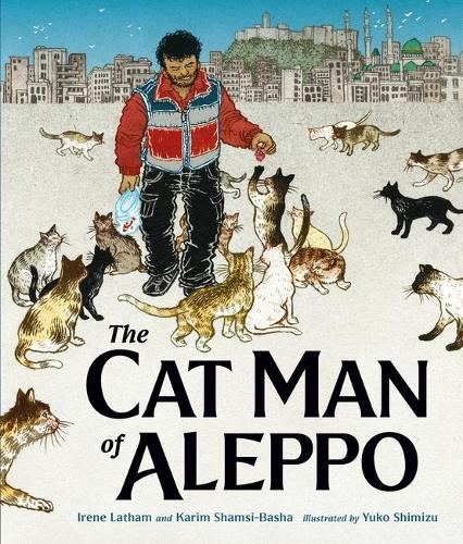 The Cat Man of Aleppo (Hardback)