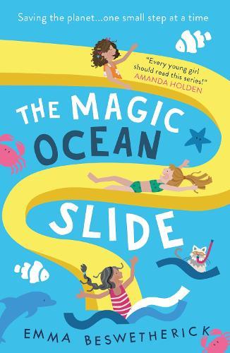 The Magic Ocean Slide: Playdate Adventures - The Playdate Adventures (Paperback)
