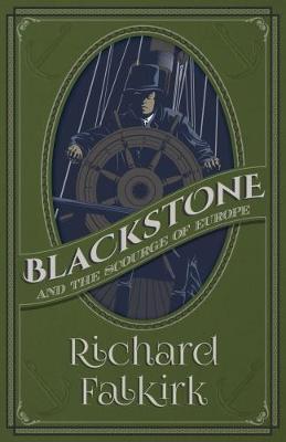 Blackstone and the Scourge of Europe - Blackstone 4 (Paperback)