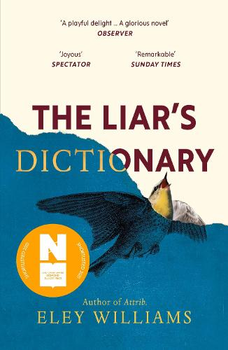 The Liar's Dictionary (Paperback)