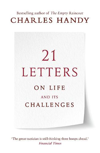 21 Letters on Life and Its Challenges (Paperback)