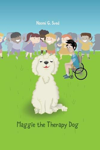 Maggie the Therapy Dog (Paperback)