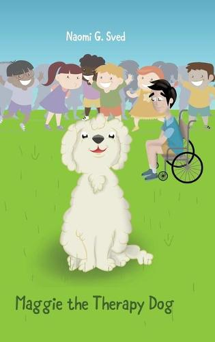 Maggie the Therapy Dog (Hardback)
