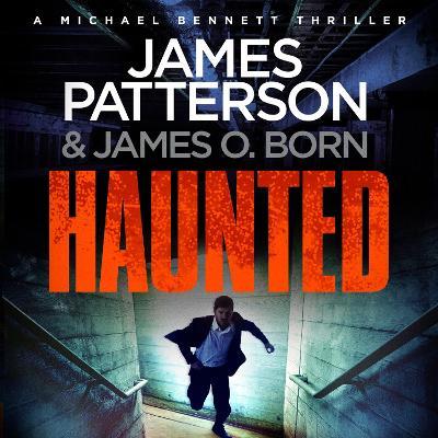 Haunted: (Michael Bennett 10) (CD-Audio)