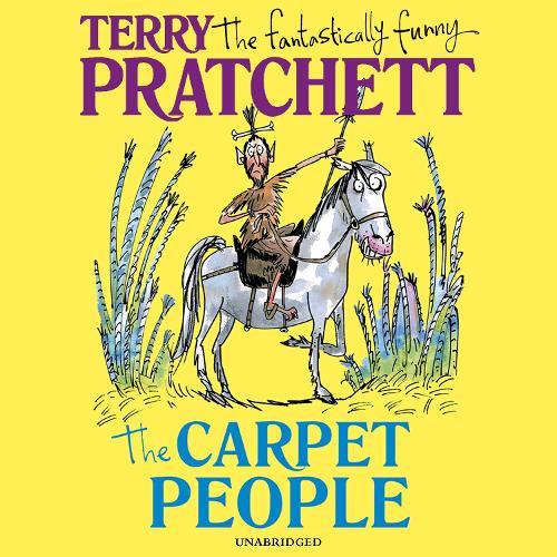 The Carpet People (CD-Audio)