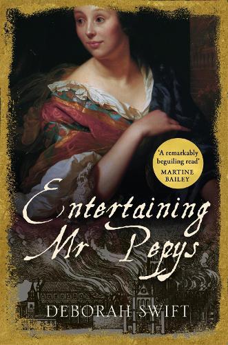 Entertaining Mr Pepys - Women Of Pepys' Diary Series (Paperback)
