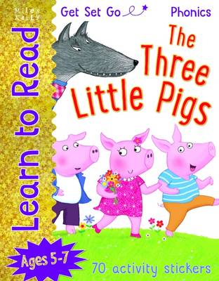 GSG Learn to Read 3 Little Pigs (Paperback)