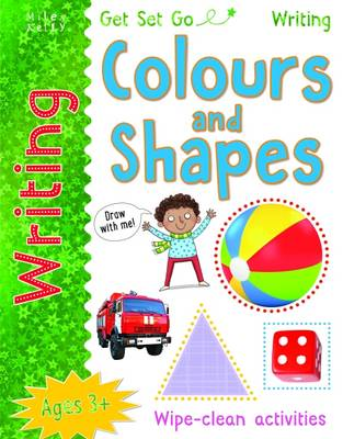 GSG Writing Colours & Shapes (Paperback)