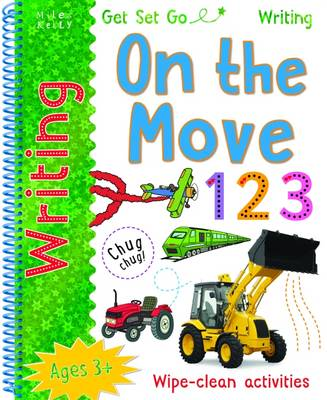 GSG B/Up Writing On The Move (Spiral bound)