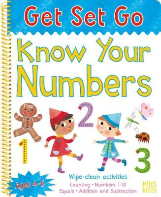Get Set Go: Know Your Numbers (Paperback)