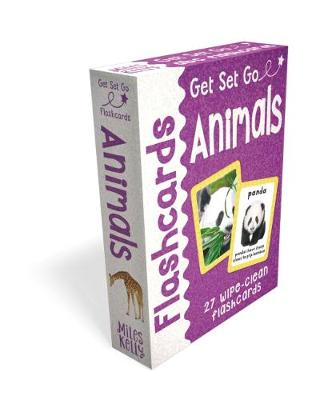 Get Set Go: Flashcards - Animals (Paperback)