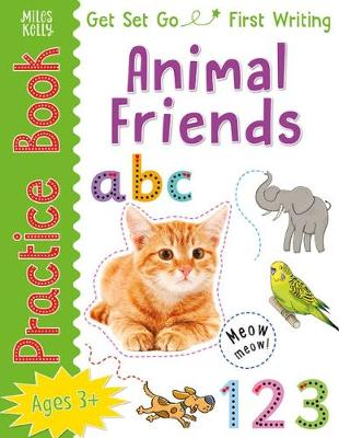 Get Set Go: Practice Book - Animal Friends (Paperback)