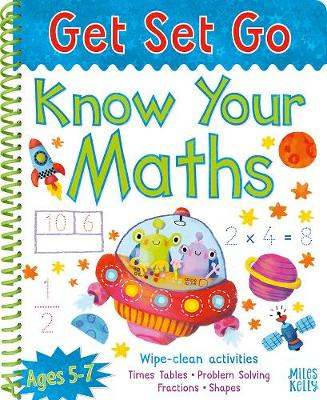 Get Set Go: Know Your Maths (Paperback)
