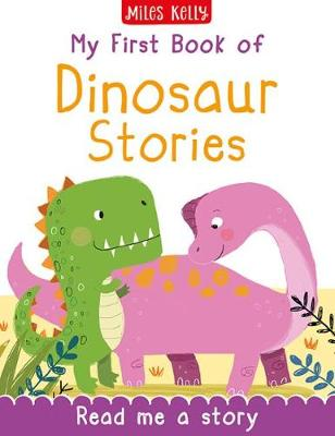 My First Book of Dinosaur Stories (Paperback)