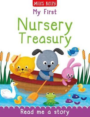 My First Nursery Treasury (Paperback)