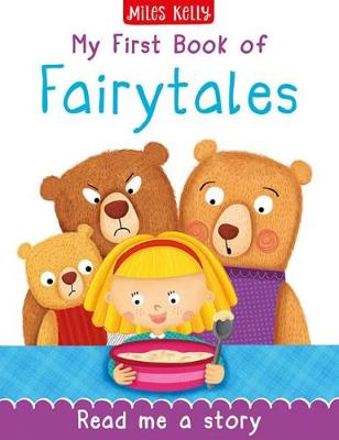 My First Book of Fairytales (Paperback)