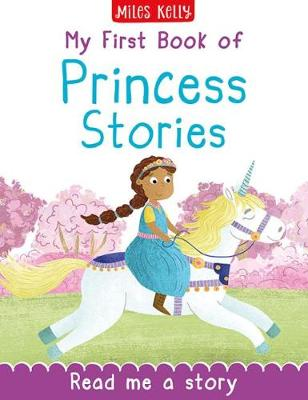 My First Book of Princess Stories (Paperback)