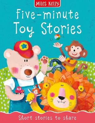 Five-minute Toy Stories (Paperback)
