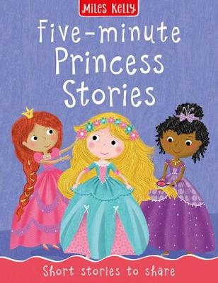Five-minute Princess Stories (Paperback)