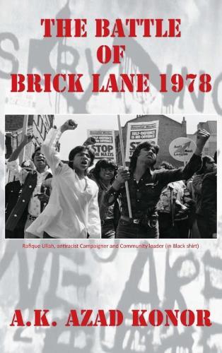 The Battle of Brick Lane 1978 (Paperback)