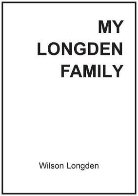My Longden Family (Paperback)