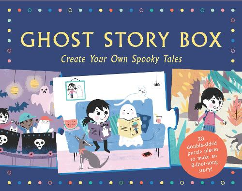 Ghost Story Box: Create Your Own Spooky Tales - Magma for Laurence King