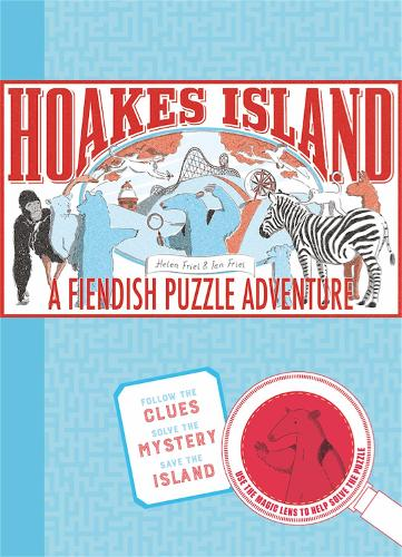 Hoakes Island: Puzzle solving, treasure hunts and more!