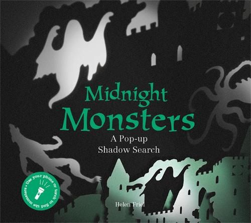 Midnight Monsters: A Pop-up Shadow Search (Hardback)