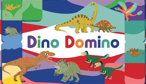 Dino Domino - Magma for Laurence King