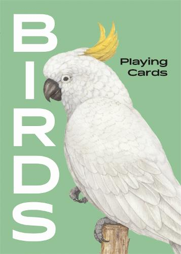 Birds: Playing Cards - Magma for Laurence King