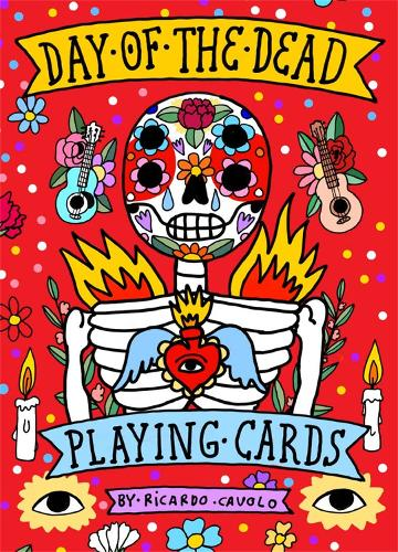 Playing Cards: Day of the Dead - Magma for Laurence King