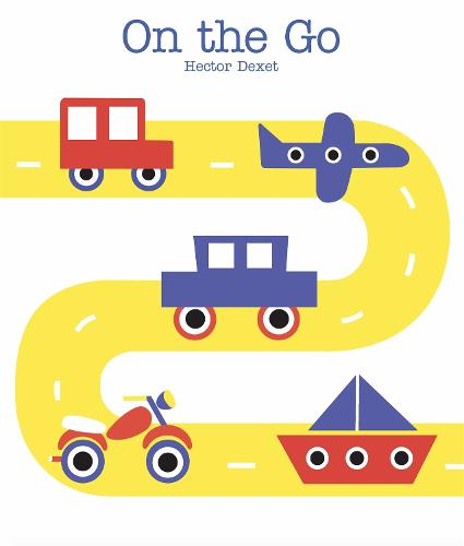On the Go - Read and Play (Board book)