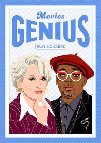 Genius Movies: Genius Playing Cards