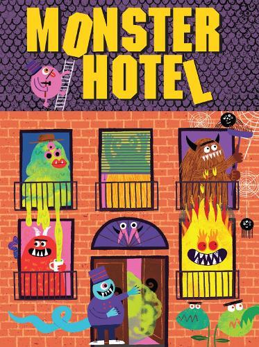 Monster Hotel - Magma for Laurence King