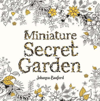 Miniature Secret Garden (Paperback)
