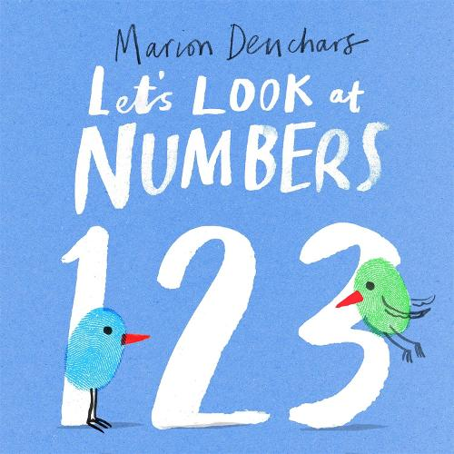 Let's Look at... Numbers: Board Book - Let's Look at... (Board book)