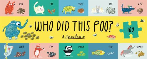 Who Did This Poo?: A Jigsaw Puzzle - Magma for Laurence King