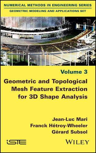 Geometric and Topological Mesh Feature Extraction for 3D Shape Analysis (Hardback)