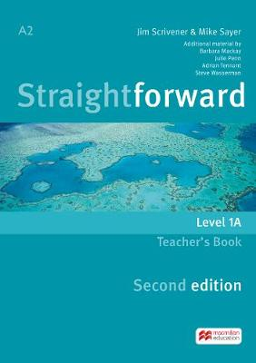 Straightforward split edition Level 1 Teacher's Book Pack A