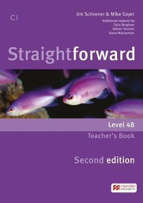 Straightforward split edition Level 4 Teacher's Book Pack B