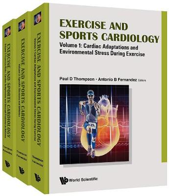 Exercise And Sports Cardiology (In 3 Volumes) (Hardback)