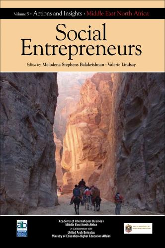 Social Entrepreneurs - Actions and Insights - Middle East North Africa 5 (Hardback)