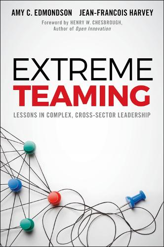 Extreme Teaming: Lessons in Complex, Cross-Sector Leadership (Hardback)