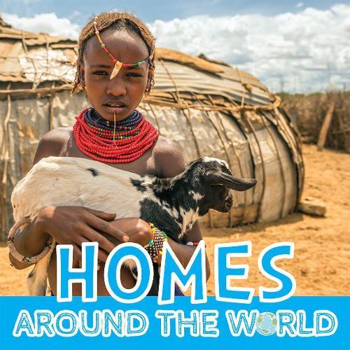 Homes Around the World (Hardback)