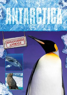 Antarctica - Endangered Animals (Hardback)