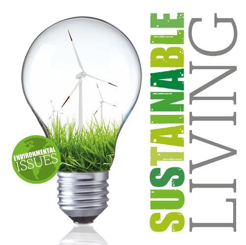 Sustainable Living - Environmental Issues (Hardback)