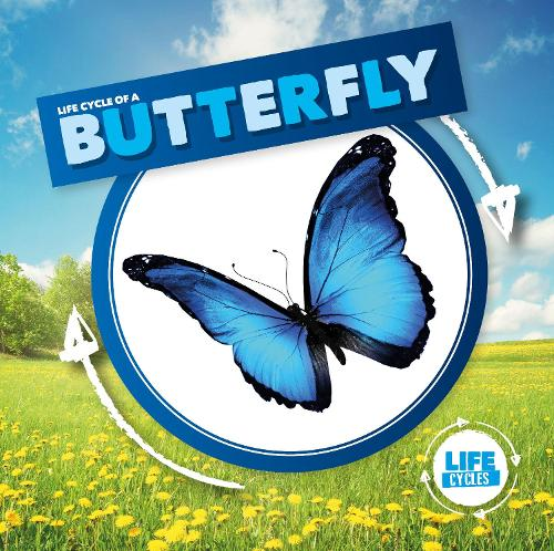 Life Cycle of a Butterfly - Life Cycles (Hardback)