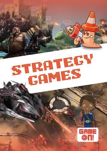 Strategy Games - Game On! (Hardback)