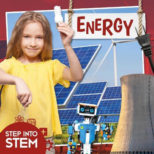 Energy - Step into STEM (Hardback)