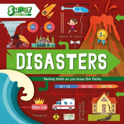 Disasters - Super Stats! (Hardback)